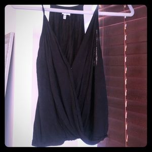 Black Going Out Top (Medium)